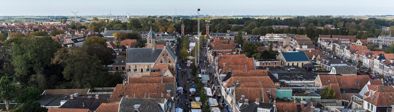 FOV-Franeker-luchtfoto